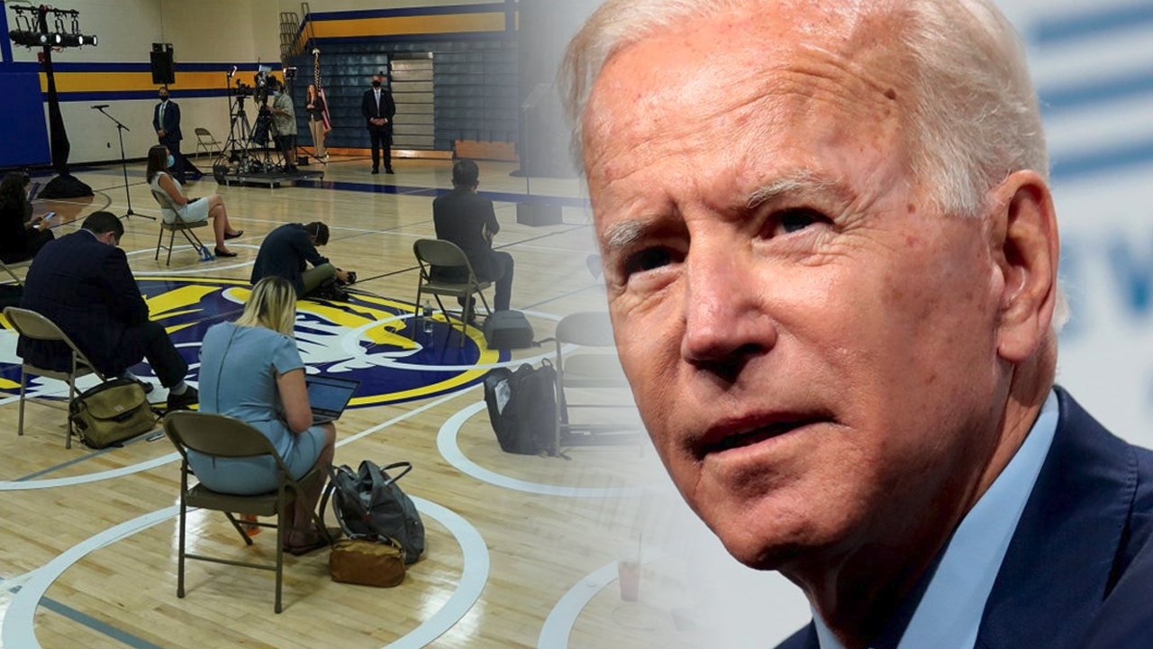 """Biden's Team Believes The Polls! """"We Need To Campaign Like We Are Trailing"""""""