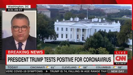 CNN Scares Americans: 'You Can't Trust the White House'