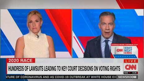 CNN: Whatever Democrats Say About Voting, We're for That