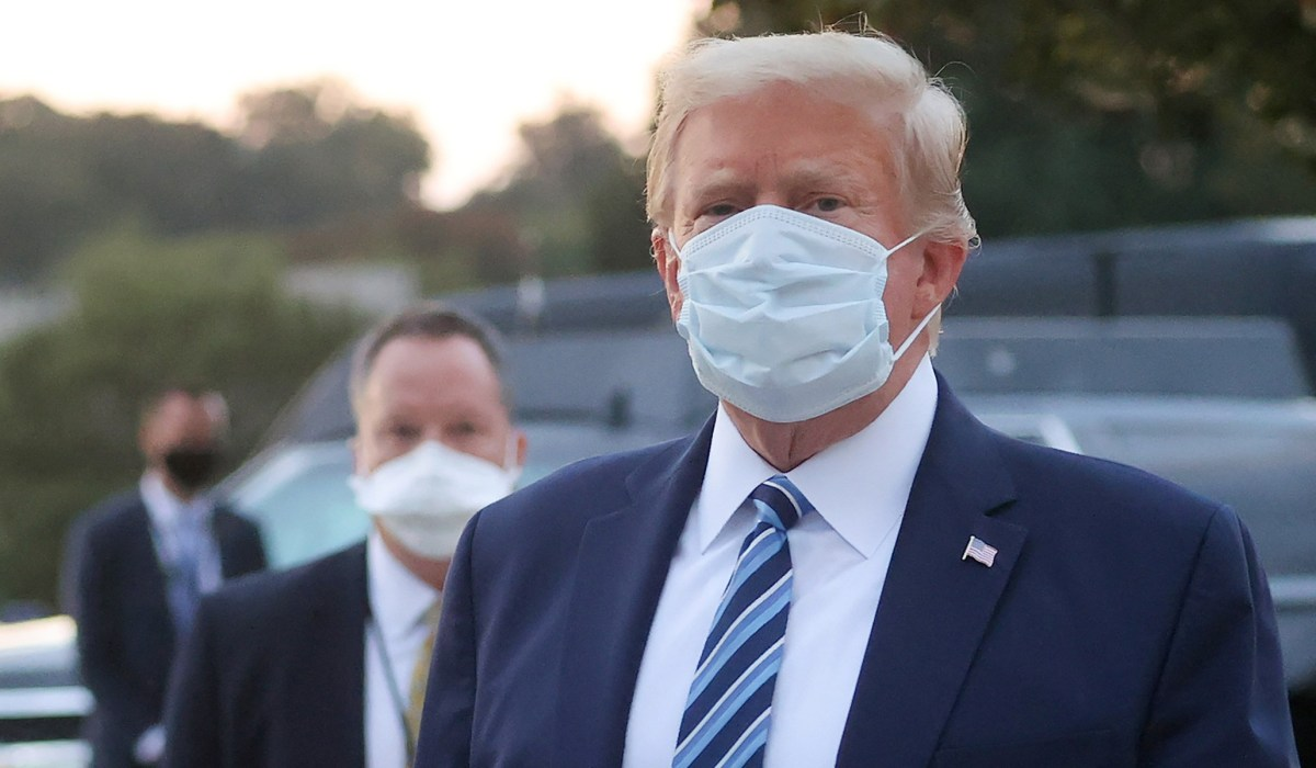 Coronavirus Relief -- President Trump Set to Propose $1.8T Package