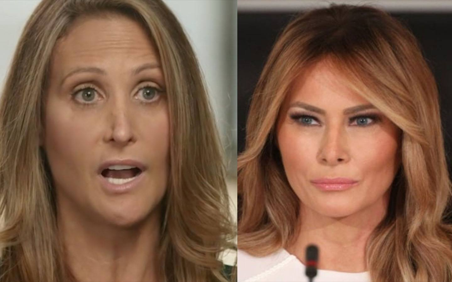DOJ Hits Back Big Time Against Former Melania Aide Who Wrote Scathing Tell-All Book Against First Lady