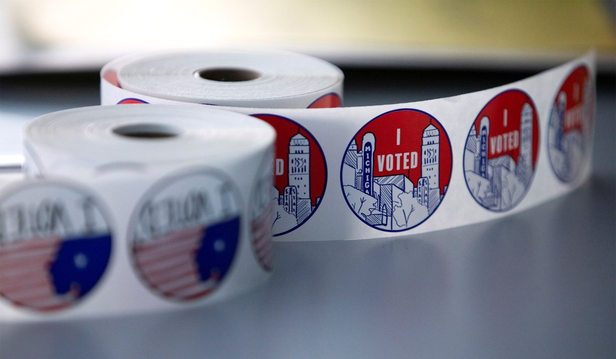 Election Day: Michigan Bans Open Carrying of Guns at Polling Places