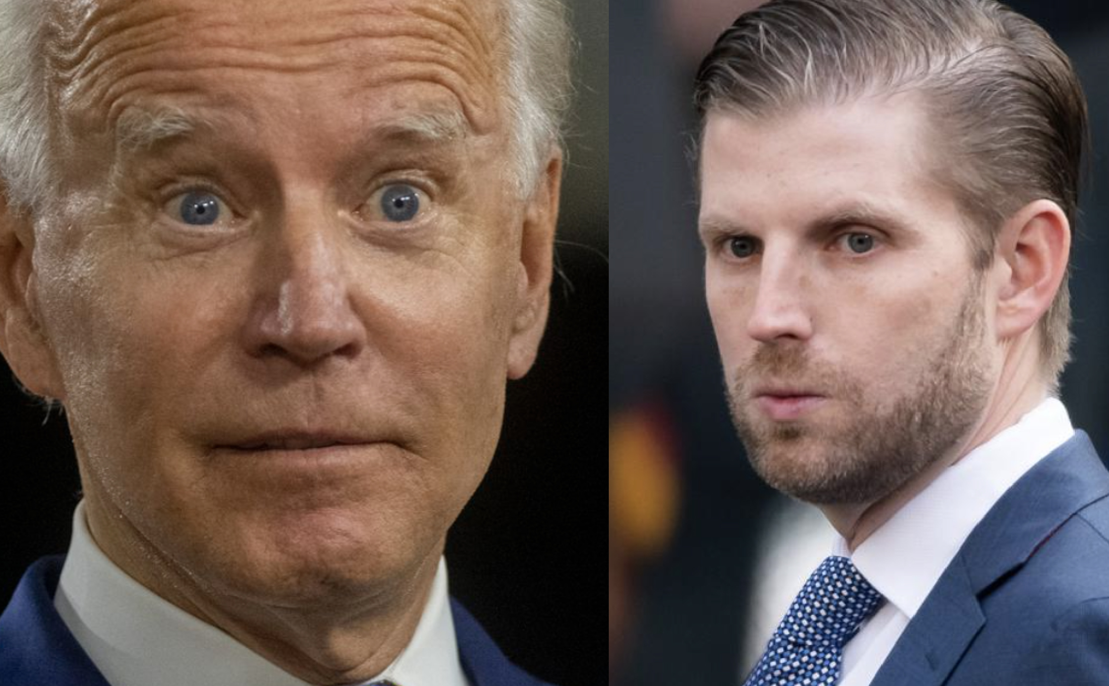 Eric Trump Does it Again...His Latest Biden Tweet is So Incredibly Clever and So Damning That It's Gone Mega Viral