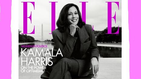 'Hope and Healing'! These Women's Magazines Are Head Over High Heels for Kamala Harris