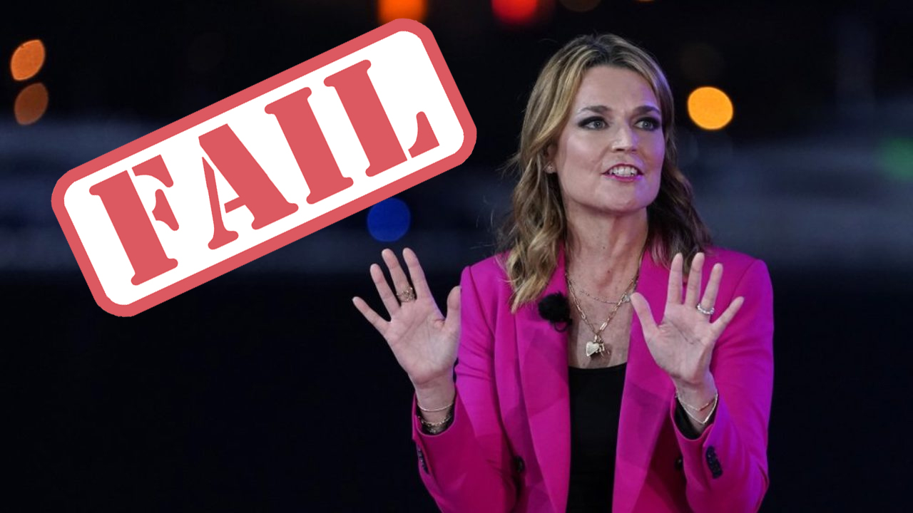 In An Effort To Raise Her Media Status, Guthrie's Attempt Backfired BIGLY!