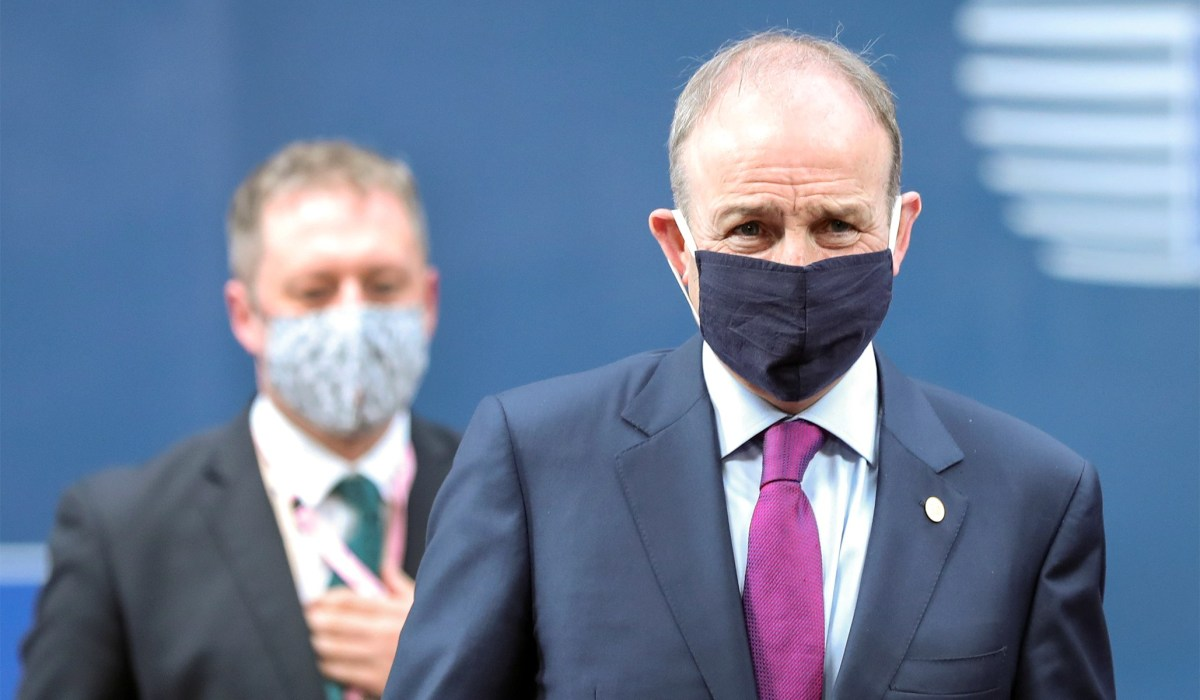 Ireland & Coronavirus: Prime Minister Forgoes Stricter Lockdown to Save Businesses against Medical Experts