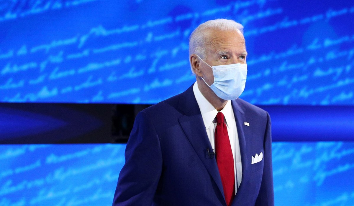 Joe Biden Says He'll Clarify Court-Packing Stance before Election 'Depending' on How GOP Handles Amy Coney Barrett