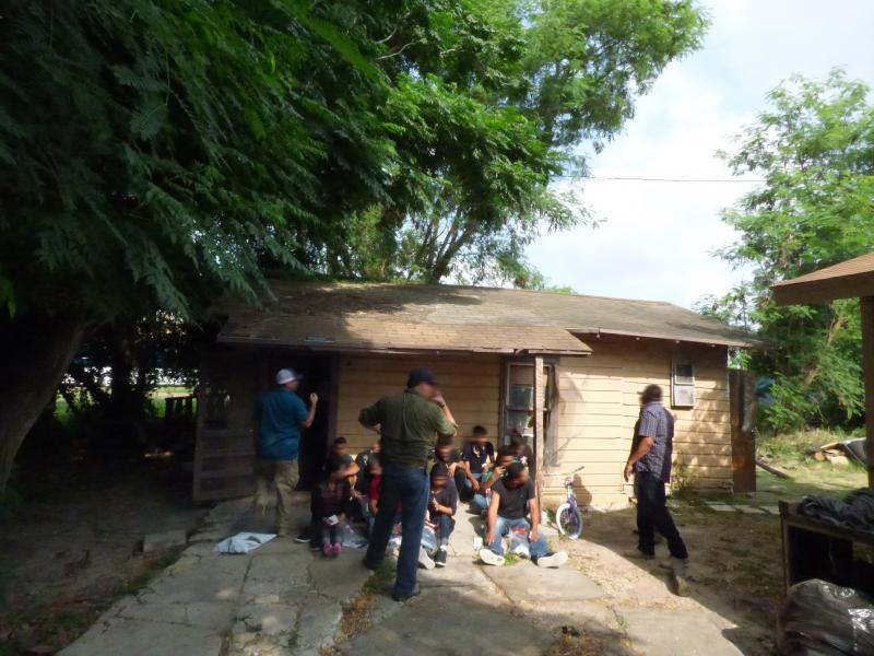 Law Enforcement Coalition Arrests More than 50 Illegal Aliens, Shuts Down Three Stash Houses in Rio Grande Valley
