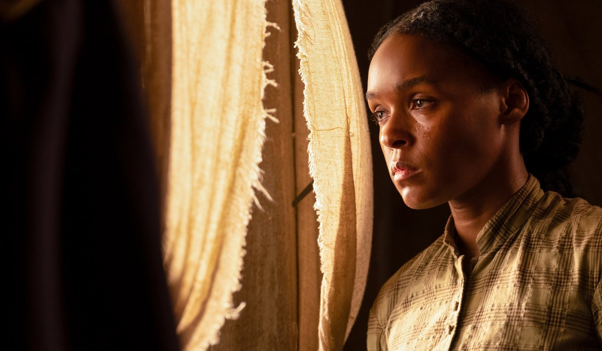 Movie Review 'Antebellum': Janelle Monae Stars in a Race-Hustling Halloween Party