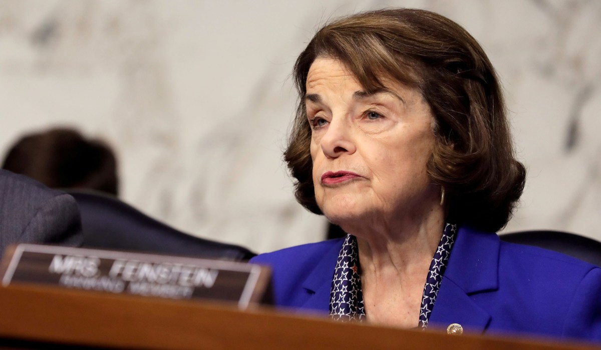 NARAL Calls for Feinstein's Ouster from Judiciary Committee after Supreme Court Hearings