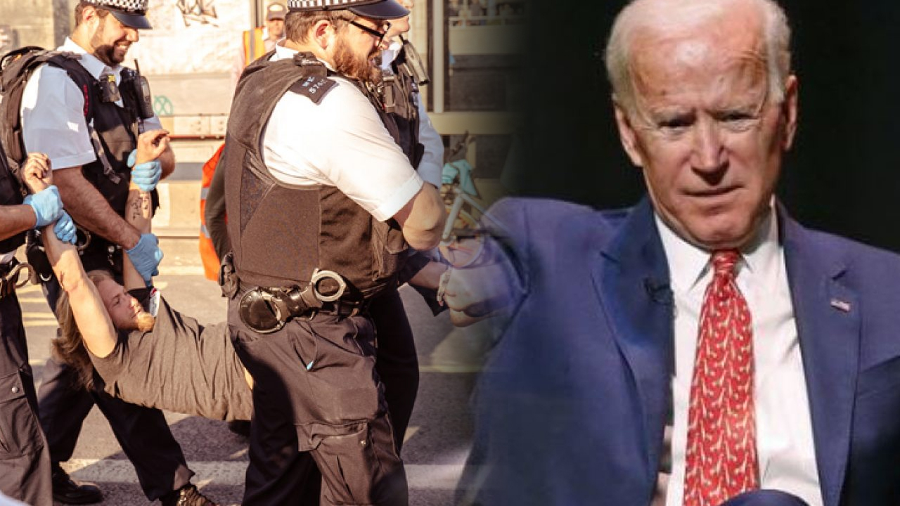 Police, Law Enforcement Chastise Biden For Advice To Shoot Suspects In The Leg