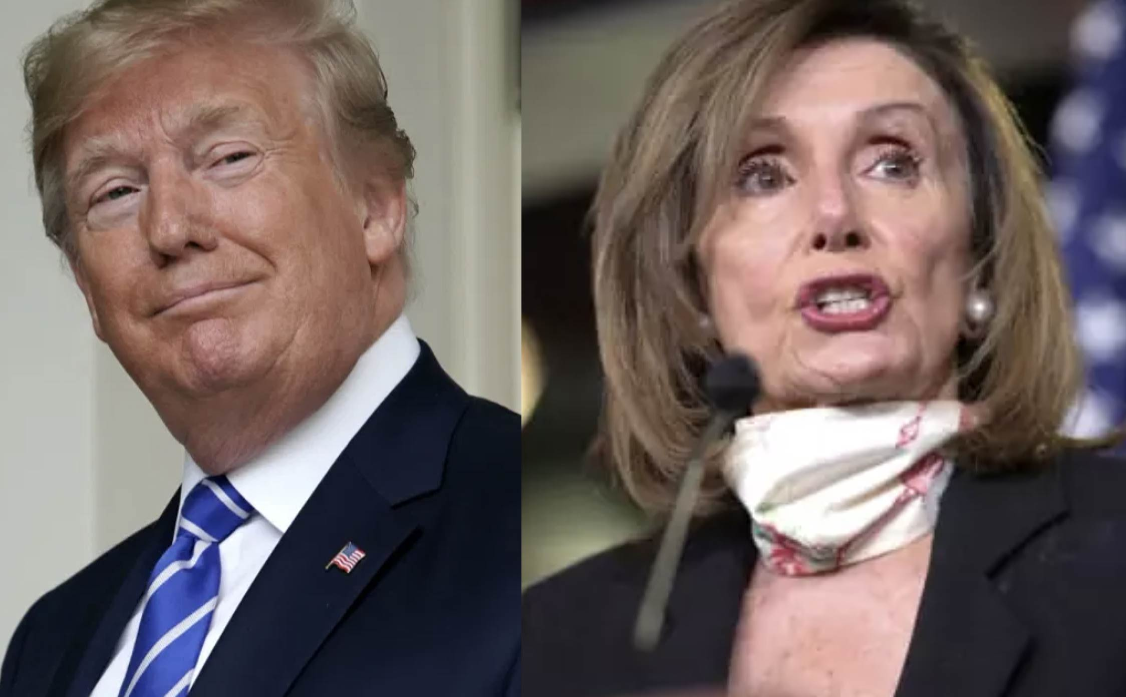 President Trump Called Pelosi's Bluff and Now She's Melting Down