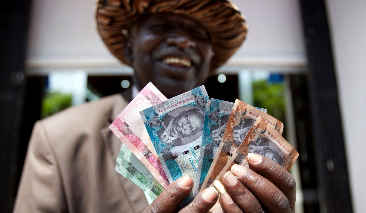 South Sudanese Pound Falters   National Review