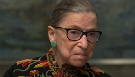Still Not Over RBG: Stunt Meeting Scheduled for ACB Hearings