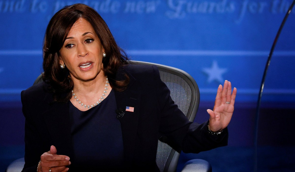 Supreme Court: Kamala Harris Refuses to Say Whether She Supports Court-Packing