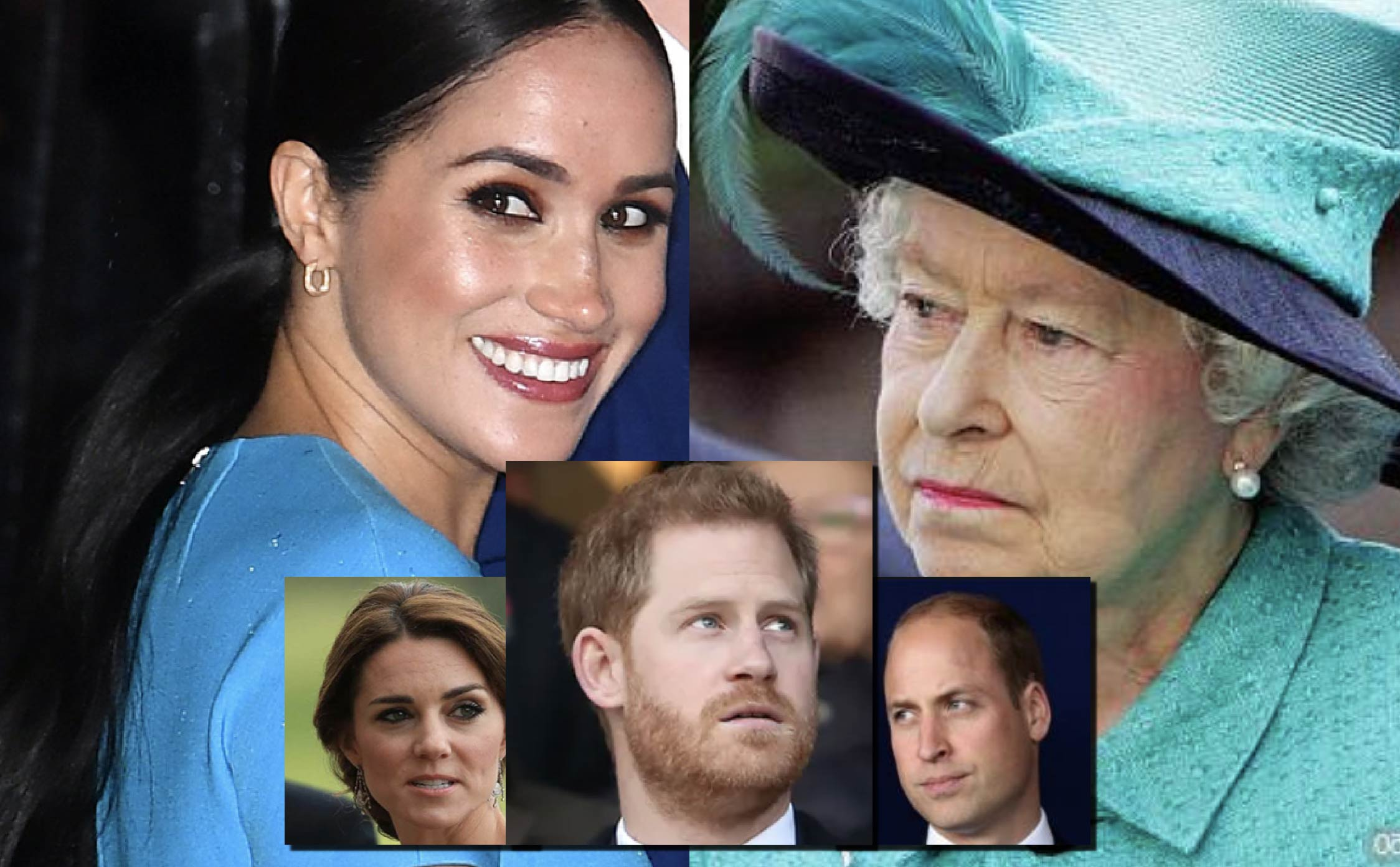 This Latest Royal Snub Has Megan's Fingerprints All Over it, and Could Be the Final Straw For Harry and His Family