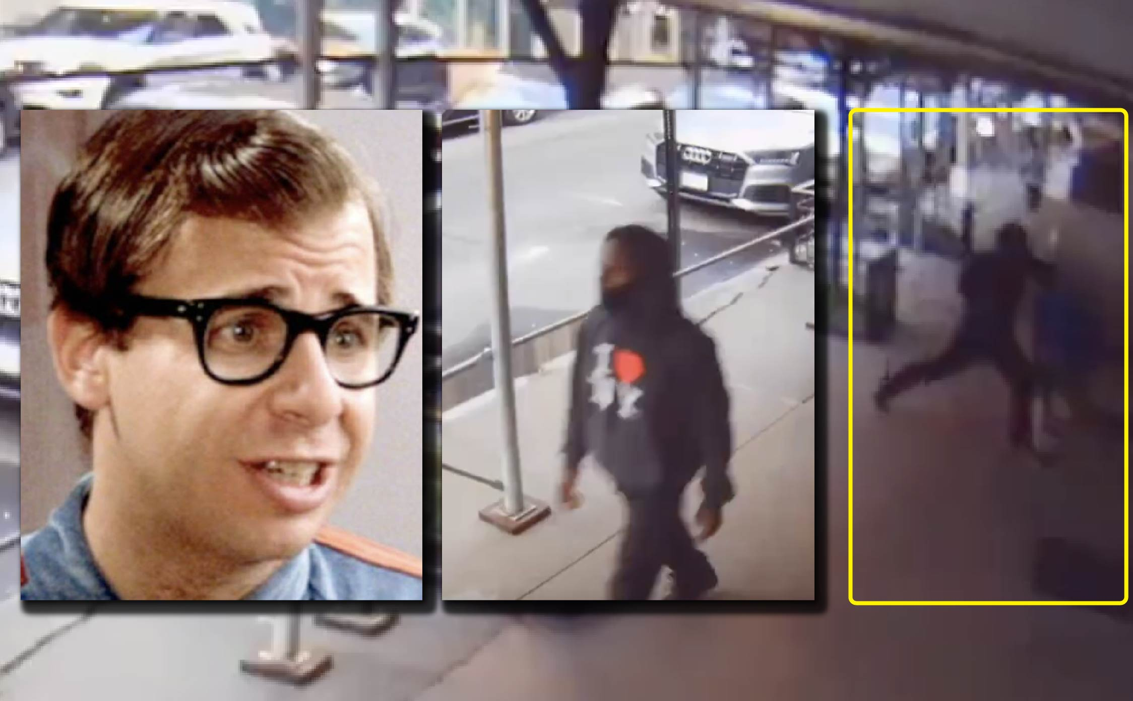"""[VIDEO] """"Ghostbusters"""" Star Viciously Sucker-Punched in the Head at 7:00 am in Swanky Upper West Side of NYC"""