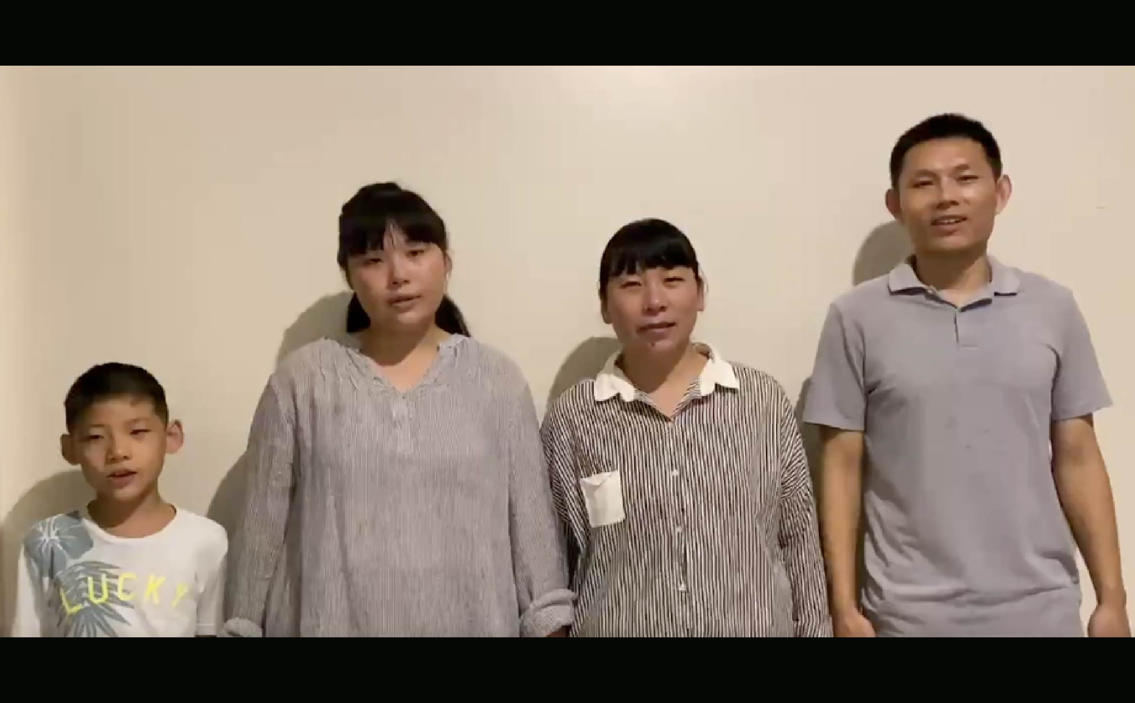 [VIDEO] This Amazing Chinese Immigrant Family Just Shared Their Touching Prayer for Trump and Melania