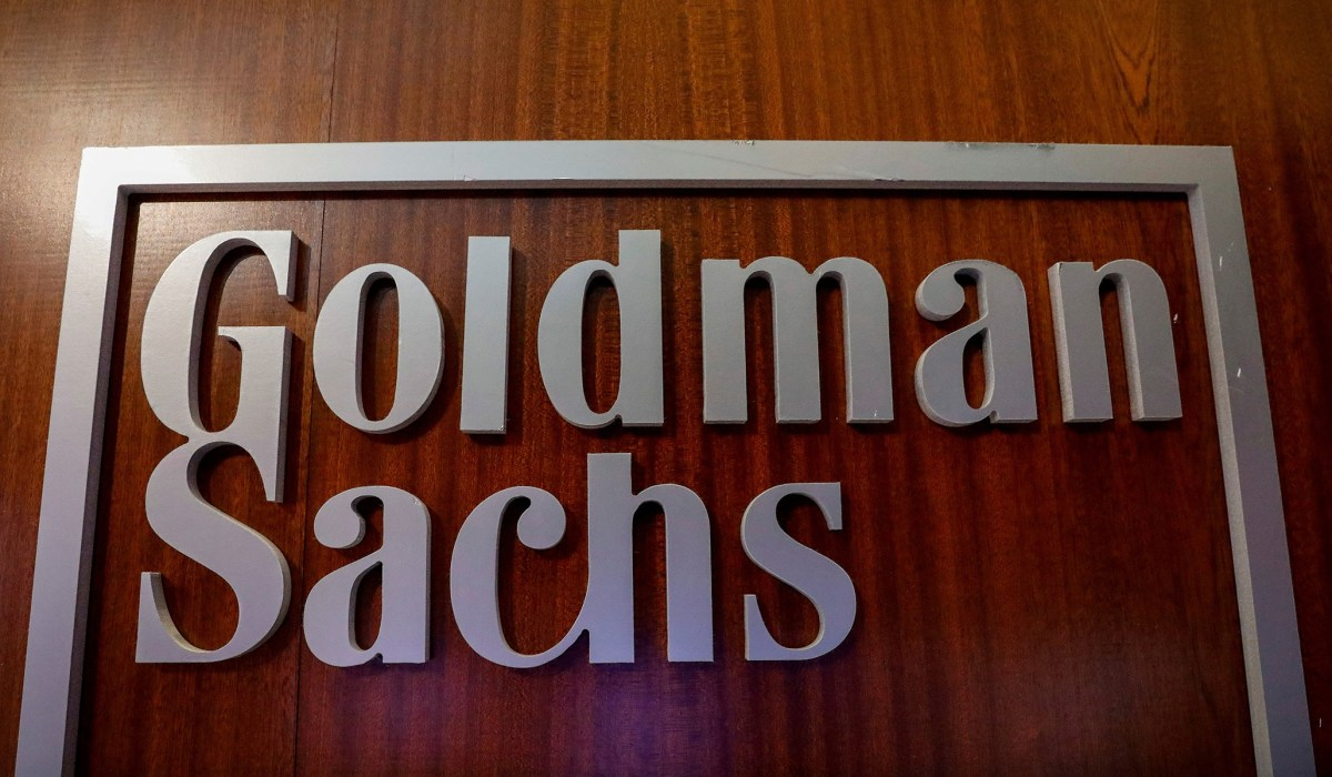 Volatility Delivers Victory for Goldman Sachs -- The Capital Note