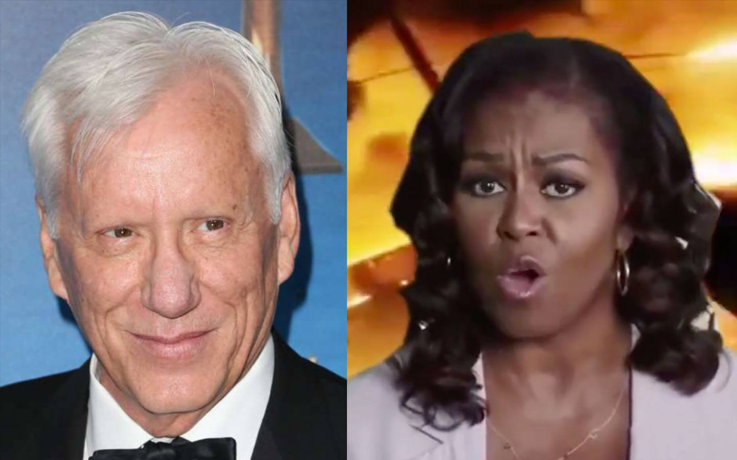 [WATCH] James Woods Posts a Video Exposing Michelle Obama's Unbelievable Hypocrisy