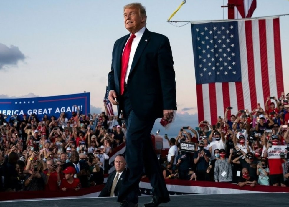 Watch LIVE: President Trump Holds Campaign Event in Michigan - 10/17/20
