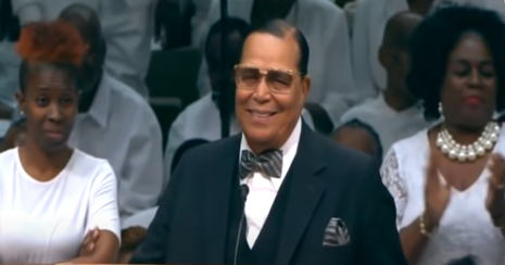 YouTube Removes Channel Run by Anti-Semite Louis Farrakhan: Report