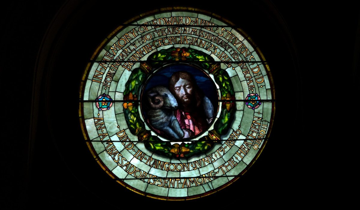 Art Review: John La Farge Stained-Glass Windows at Judson Memorial Church