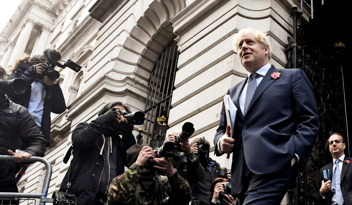 Boris Johnson, Joe Biden, and the 'Special Relationship': Where It Stands