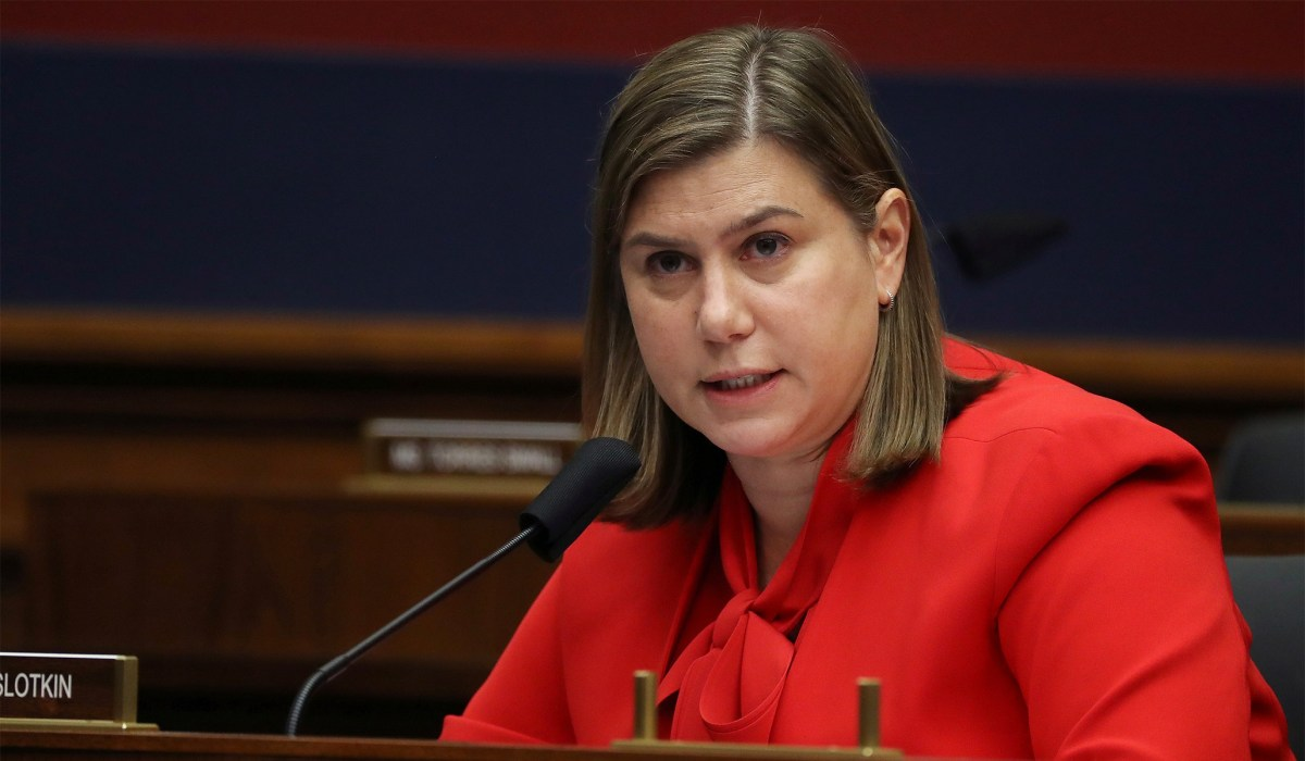 Elissa Slotkin: Moderate Dem. Vows Not to Support Nancy Pelosi for House Speaker