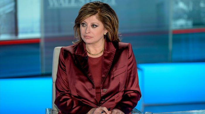 Maria Bartiromo Drops a Bombshell on What's About to be Exposed Next