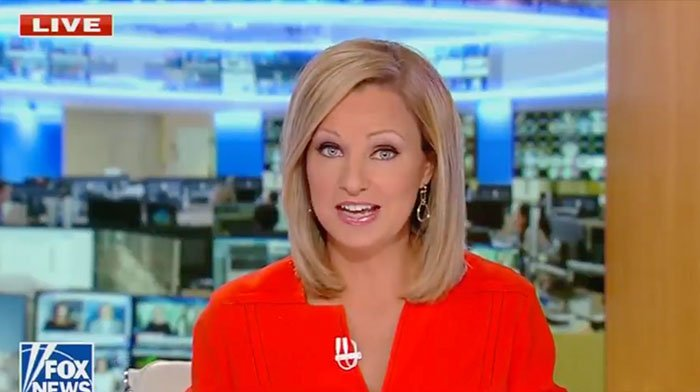 [VIDEO] Fox's Sandra Smith Appears Nervous and Out of Breath While Trying to Defend Her Snarky Election Remarks