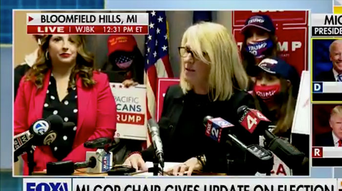 """[VIDEO] MI GOP Chair Reveals Voting Software """"Glitch"""" -- But That's Just the Tip of the Iceberg"""