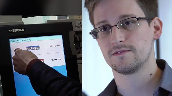 Watch Stunning Video Edward Snowden Posted in 2019...Did He Predict What Would Happen in 2020 Election?