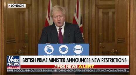 Boris-Hating NY Times Gloats Over UK Woes, Compares Brexit to COVID