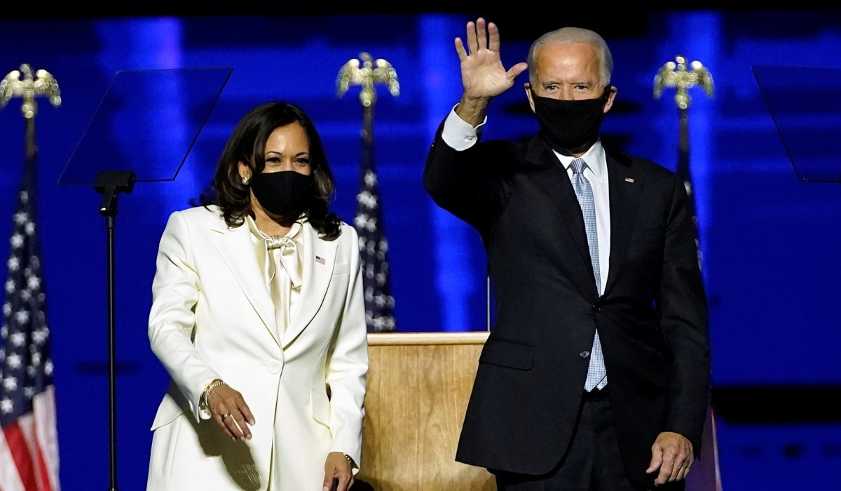 Lloyd Austin & Biden -- The First Rattle in the Engine of the Biden Administration