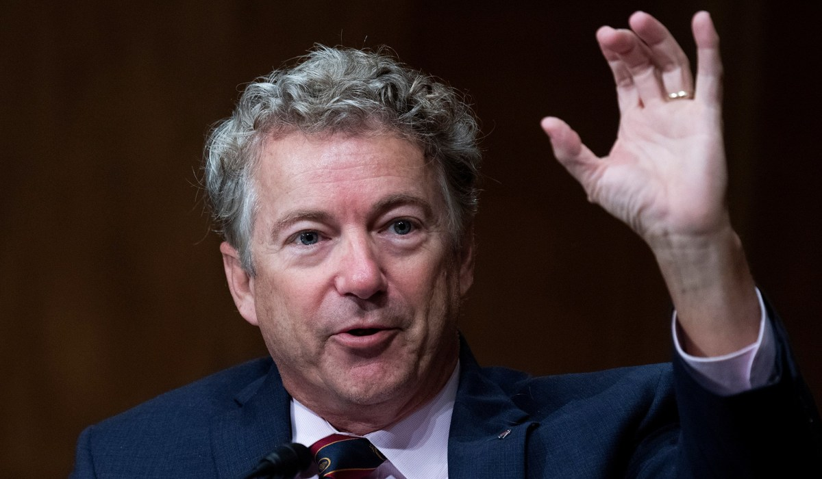 Rand Paul Outlines $54 Billion in 'Outlandish' Government Waste in Annual Festivus Report
