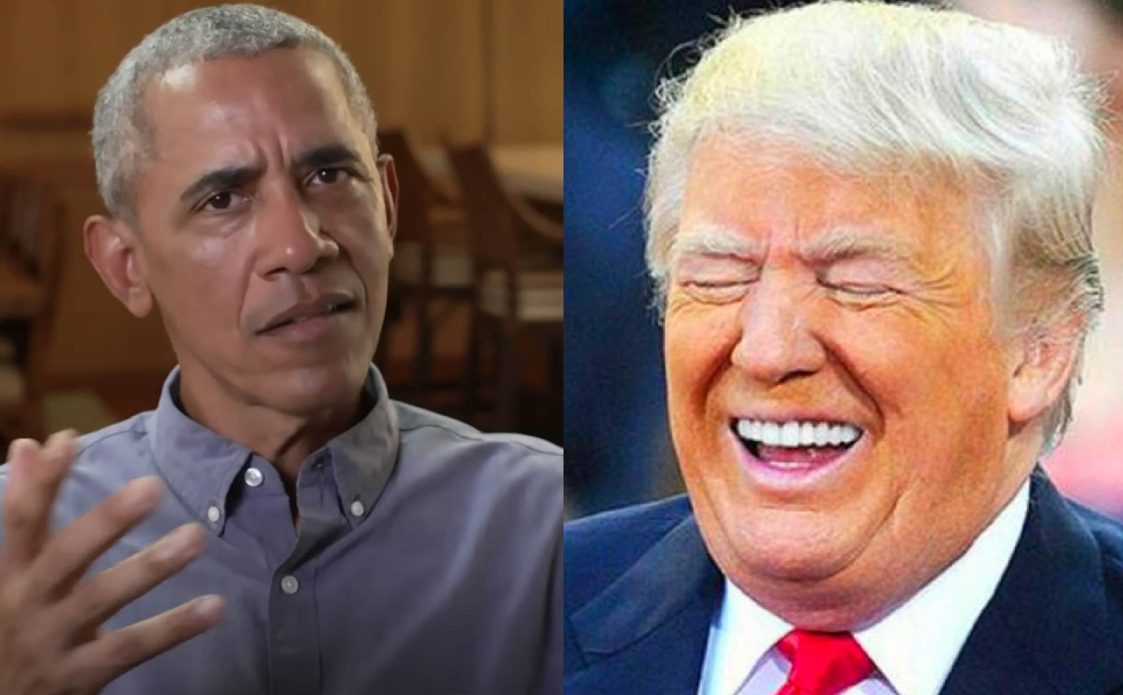 [VIDEO] Obama Tried Slamming Trump With Latest Dig on GOP, But Once Again, It Totally Backfired