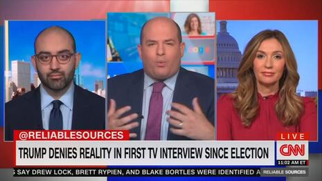 WOW: Brian Stelter Slams Fox's Maria Bartiromo as 'Not a Journalist at All' After Trump Show