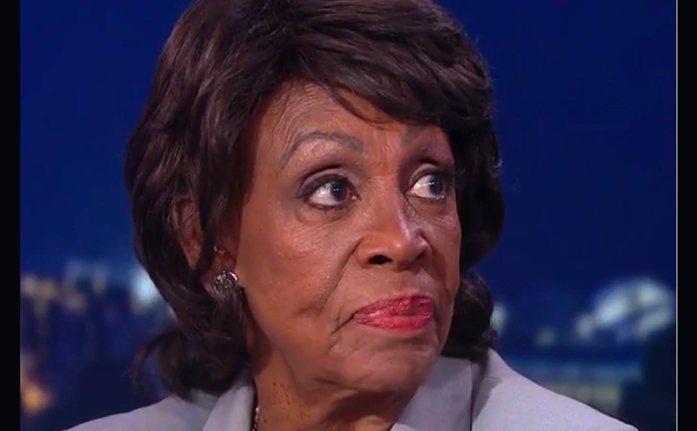 """[AUDIO] Maxine Waters Just Let The """"Lefty Cat"""" Outta The Bag"""