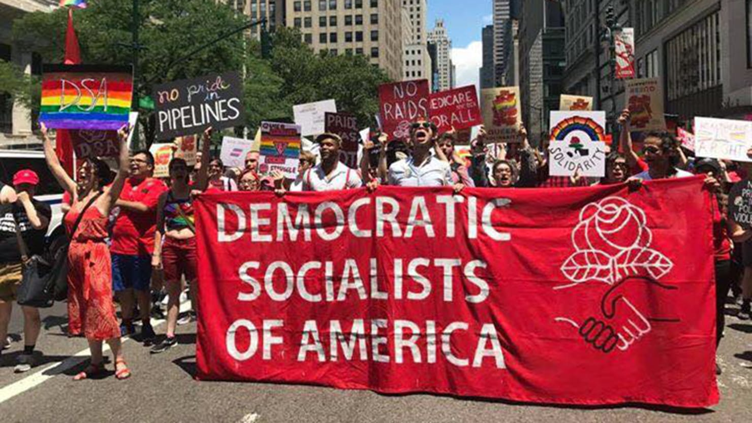Bedfellows: Democratic Socialists of America, Dozens Of Teachers Unions To Host 'Day Of Resistance'
