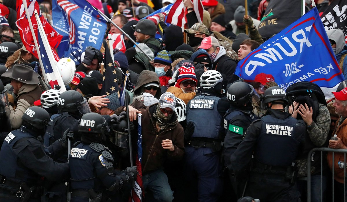 Capitol Hill Riot: Blame Those Responsible, Not All on the Right