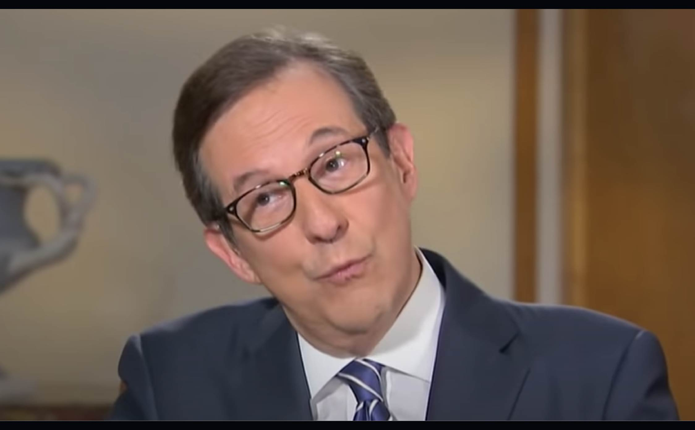 """Chris Wallace's TDS Has Jumped From """"Stage 5"""" to """"Stage 55"""" in Record Time"""