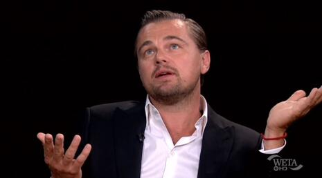 FLASHBACK: DiCaprio Panicked It Was 'Too Late' to Save Earth From Climate Horror