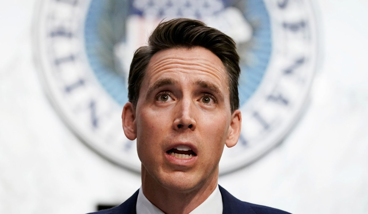 Josh Hawley Book Deal: Demeaning Voters