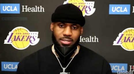 LeBron James: Capitol Police Would've Treated 'My Kind' Worse Than KKK-Like Trumpers