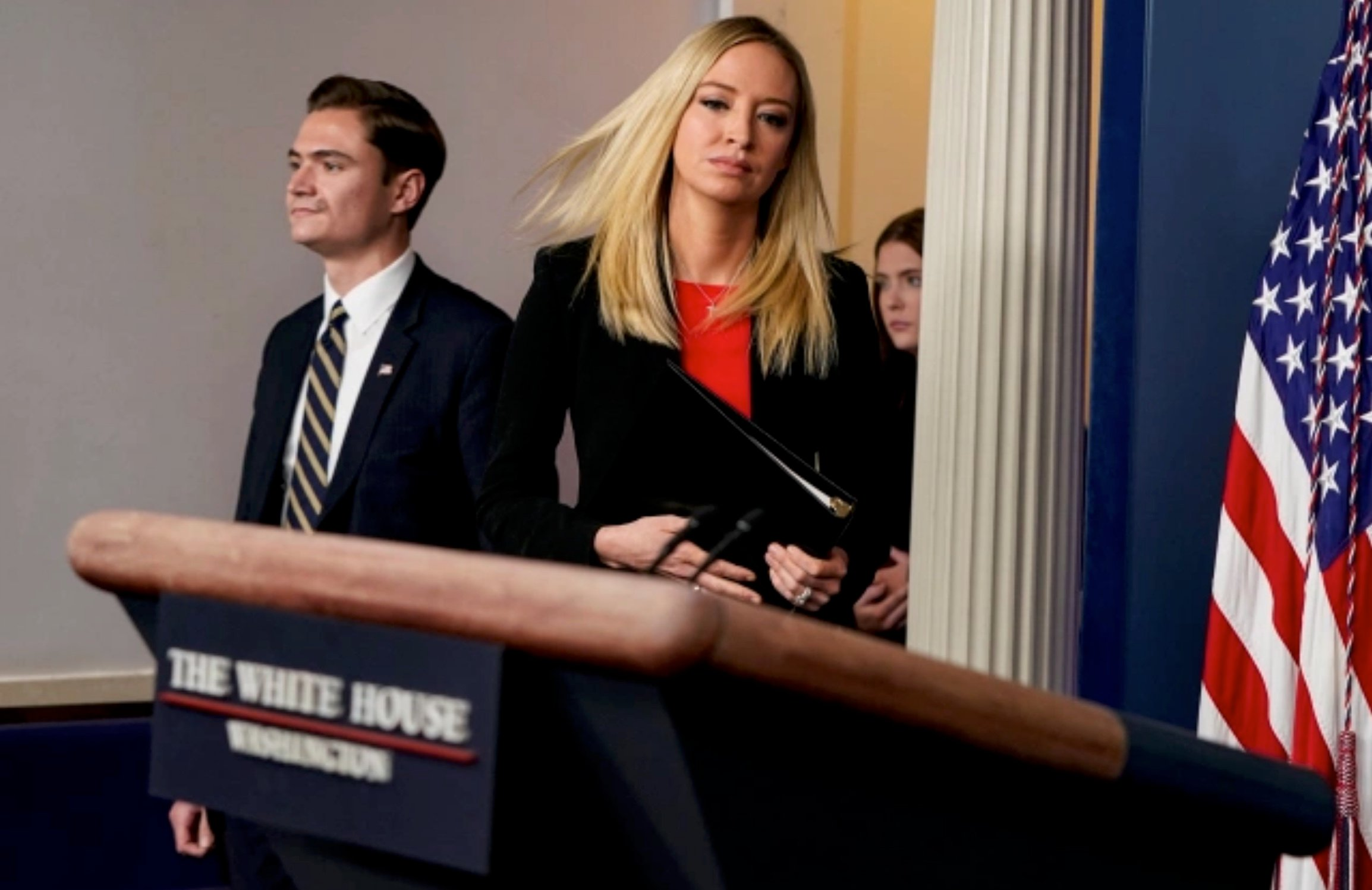 McEnany: Those Working In This Building Are Ensuring Orderly Transition Of Power; Time To Unite