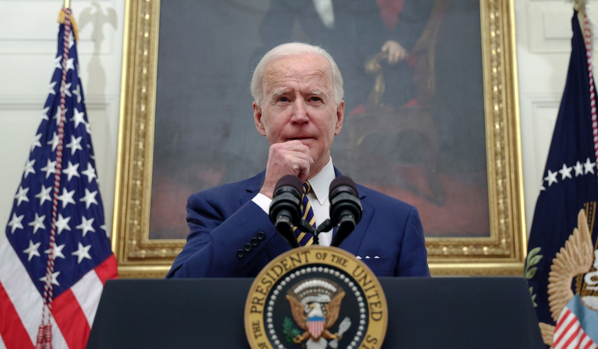 President Biden & Media Coverage -- 'Equity' and 'Systemic Racism'