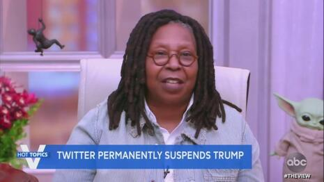Really? Whoopi Compares Big Tech Censorship to Baking Gay Wedding Cake