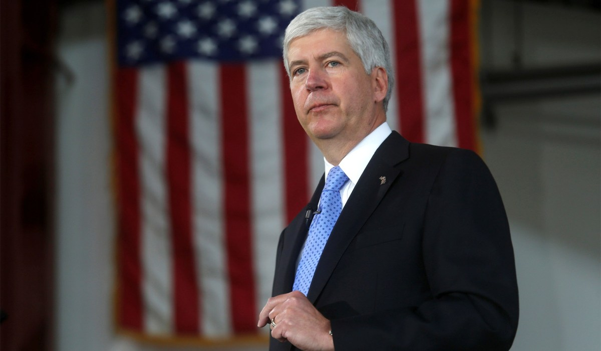Rick Snyder: Ex-Michigan Gov. Charged in Flint Water Scandal