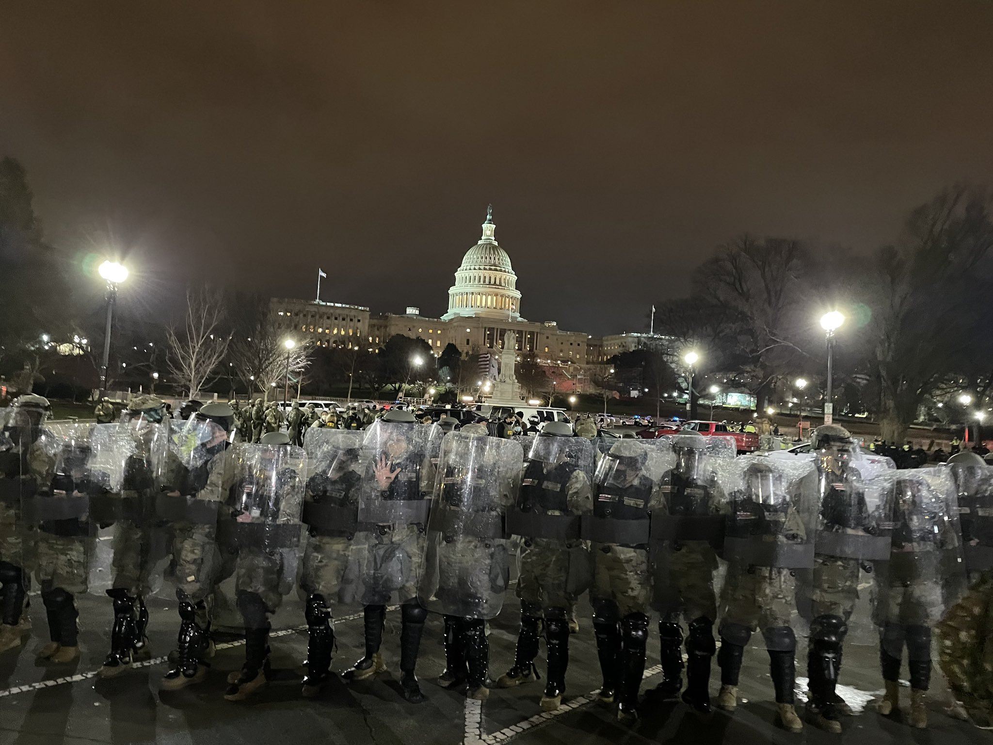 Timeline: The Critical Decision That Capitol Police Fumbled